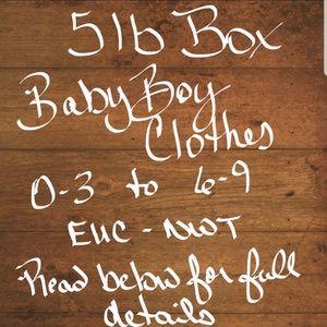 5lb Mystery Box